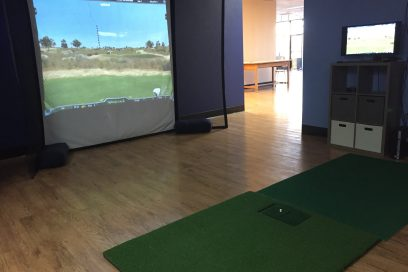 Indoor Golf Tournament