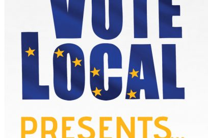 Vote Local Presents