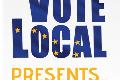 Vote Local Presents